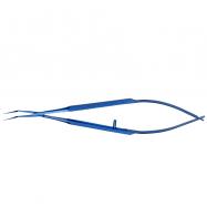 Diamatrix Capsulorrhexis Scissor-Action Forceps, Titanium
